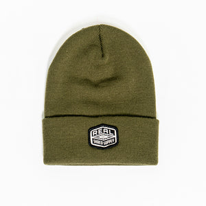 REAL Shred Supply Beanie Beanie-Loden
