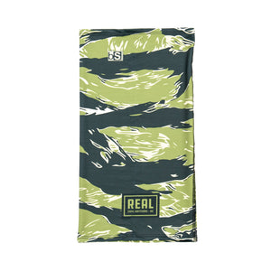 BlackStrap x REAL Daily Tube Buff-Shred Camo