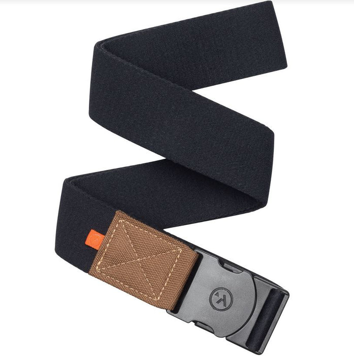 Arcade Ridge Belt-Black