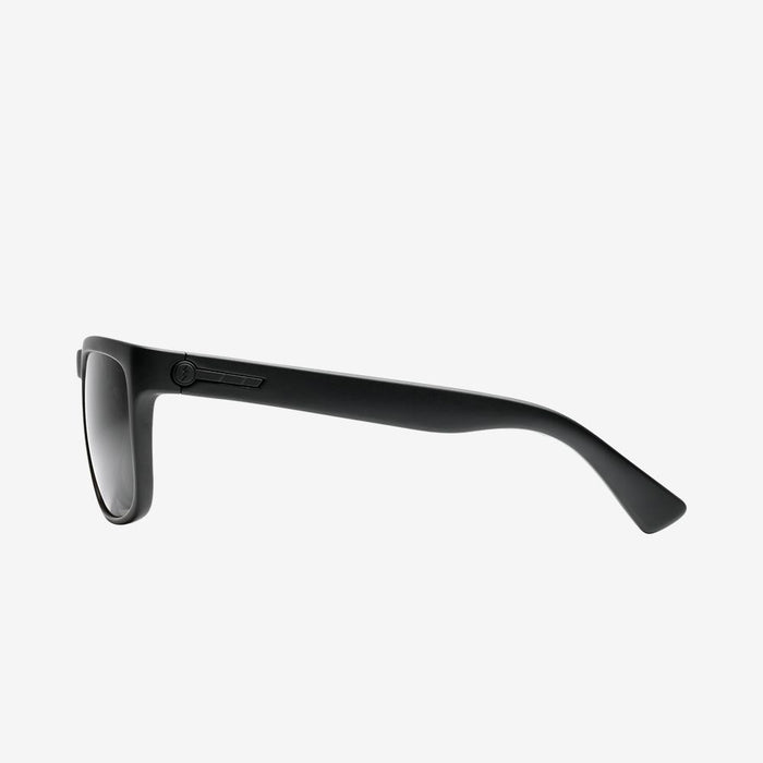 Electric Knoxville Sunglasses-Matte Black/Grey Polar
