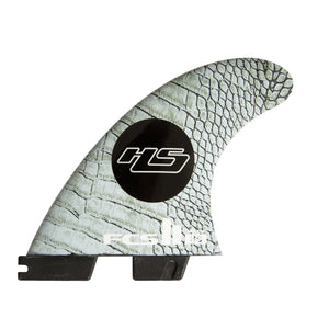 FCS II HS PC Carbon Tri/Quad Fin Set-Medium