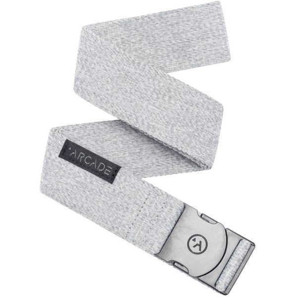 Arcade Foundation Belt-Heather Grey