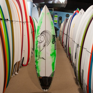 USED DHD Ducks Nuts 6'3""