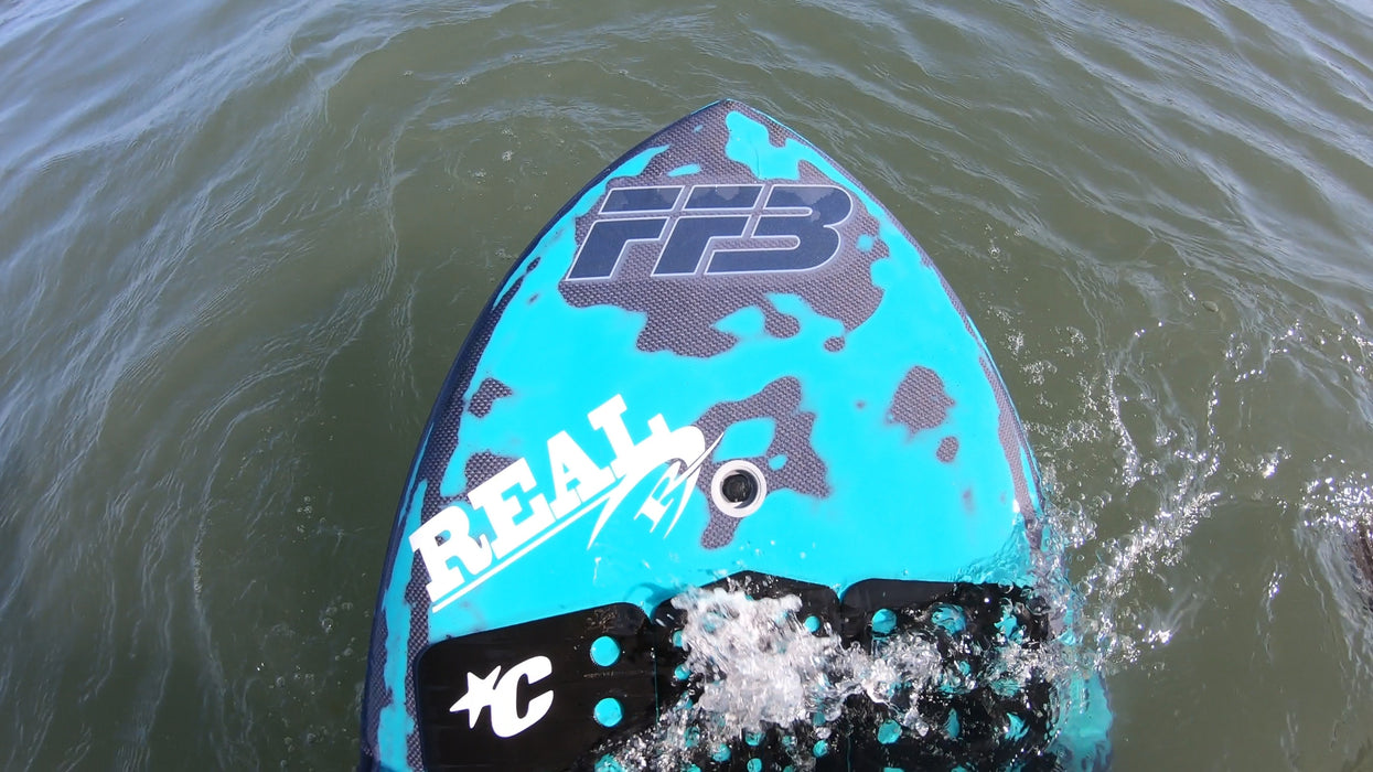 Freedom Foil Boards Techno EPS/Epoxy 3'11""