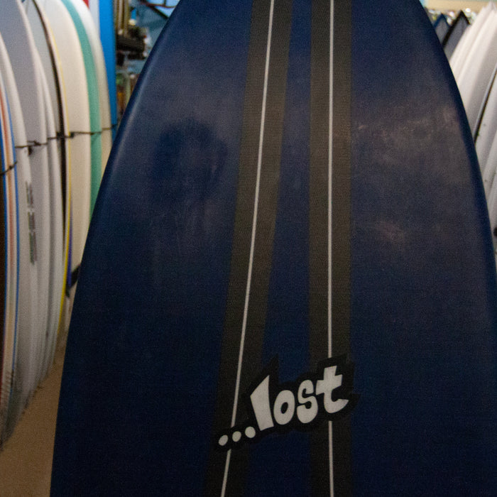 USED Lost Puddle Jumper Slim EPS Carbon Wrap 5'8""