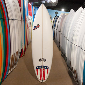 USED Lost Quiver Killer 6'4""