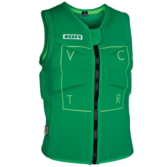 ION Vector Vest-Green/Lime Green