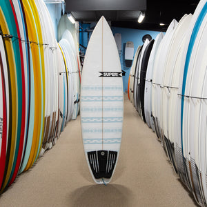 USED SUPERbrand Burnside 5'11""