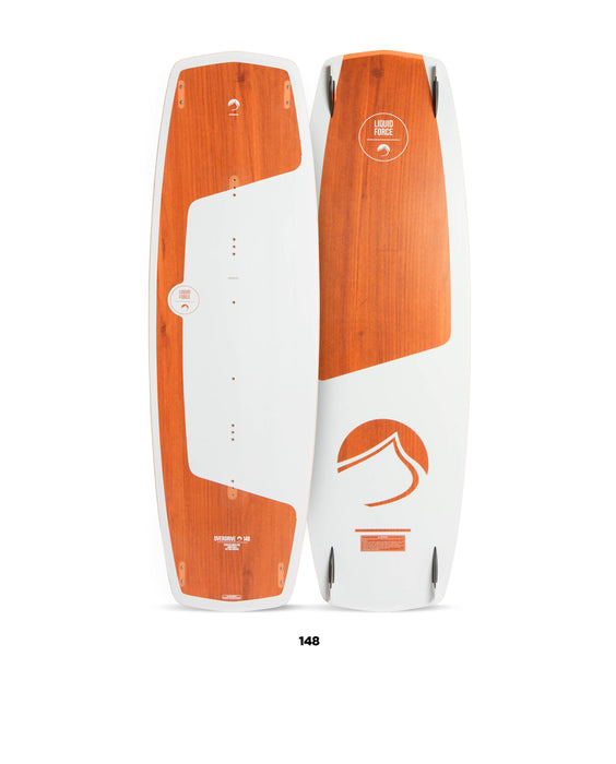 2019 Liquid Force Overdrive Kiteboard