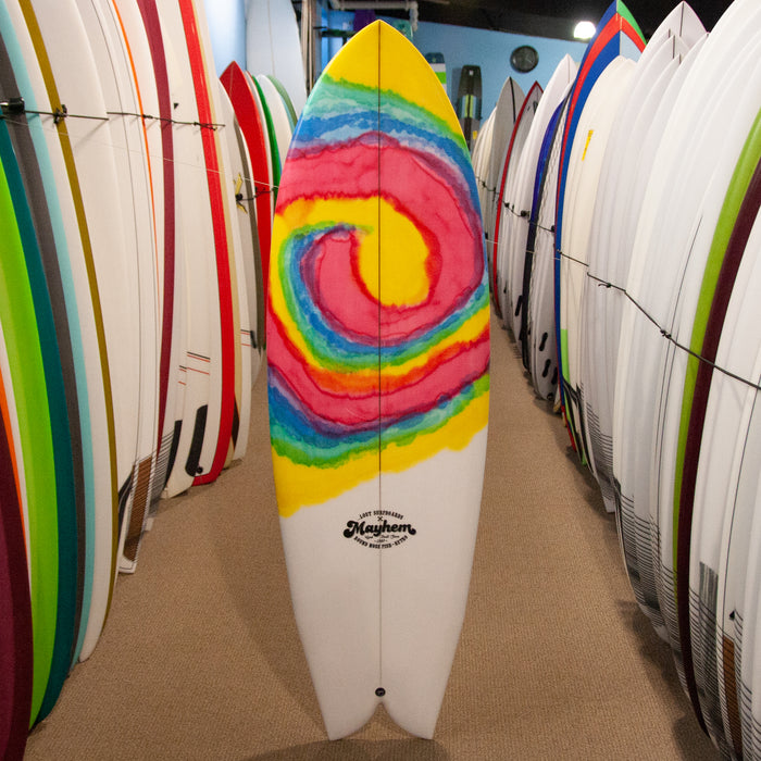 Lost Round Nose Fish Retro PU/Poly 5'9""