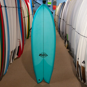 Lost Round Nose Fish Retro PU/Poly 5'4""