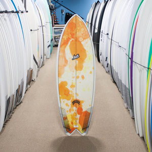 Lost Hydra PU/Poly 5'0""