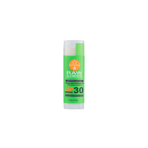 Raw Elements Outdoor Lip Rescue Lip Balm-SPF 30