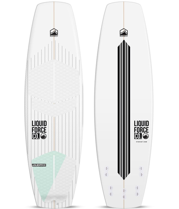 Liquid Force Messenger Kitesurf Board-5'2""