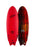 "Catch Surf Odysea X Lost RNF Soft Top 5'11""-Red"