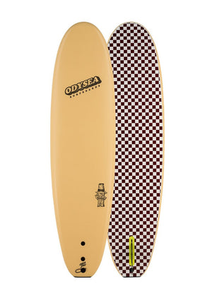 "Catch Surf Odysea Plank Single Fin 8'0""-Vanilla"