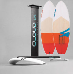 Cloud 9 P27 Foil Set with 2018 Naish Comet Foilboard 5'10""