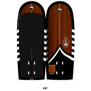 2020 Liquid Force Plank Foilboard-3'8""