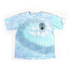 REAL Toddler Peace House Tee-Lagoon