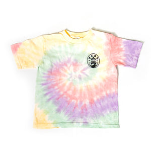 REAL Toddler Peace House Tee-Zen Rainbow