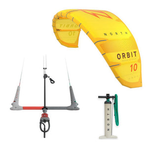 REAL Complete North Kite Package-Orbit 11m