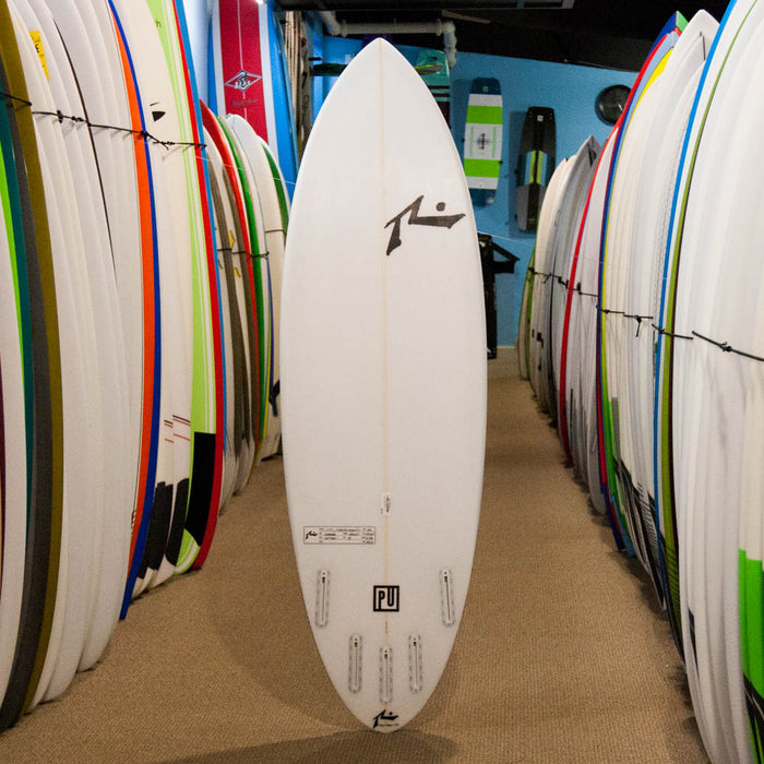 USED Rusty Smoothie 5'11""