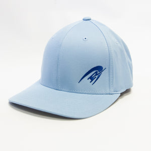 REAL Corp Hat-Carolina Blue