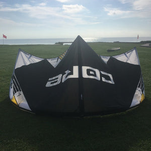 USED Core GTS4 Kite-7m-Black