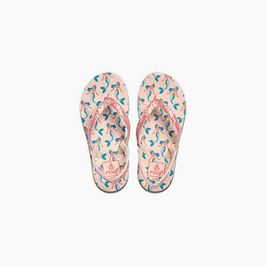 Reef Little Stargazer Prints Sandal-Mermaid
