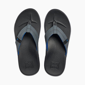 Reef Cushion Bounce Phantom Sandal-Black/Blue