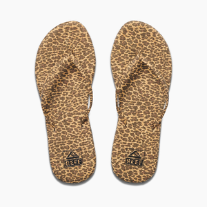 Reef Bliss Summer Sandal-Cheetah