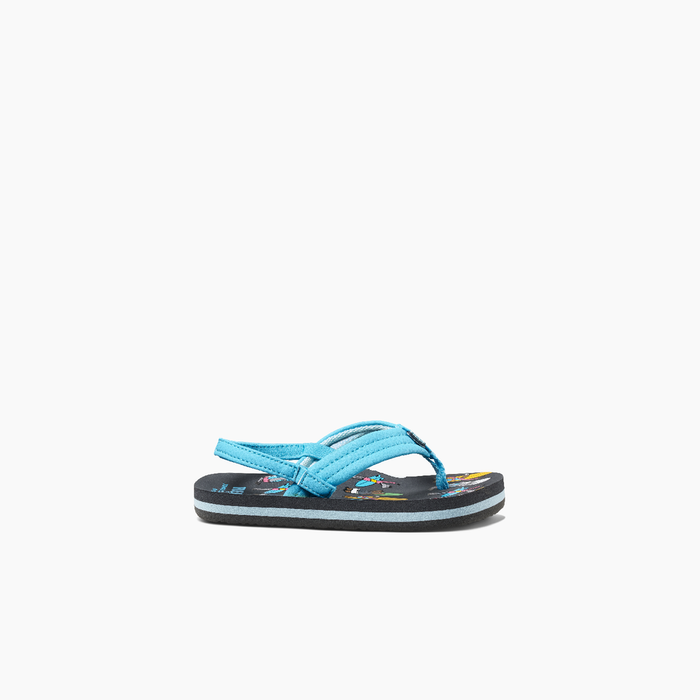 Reef Jonas Claesson Little Ahi Sandal-Surfing Friends