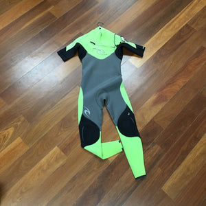 USED Rip Curl E-Bomb Pro 2/2 Short Sleeve Wetsuit-Md