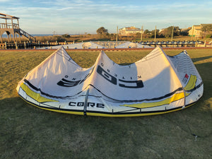 USED Core Riot XR3 Kite-13.5m