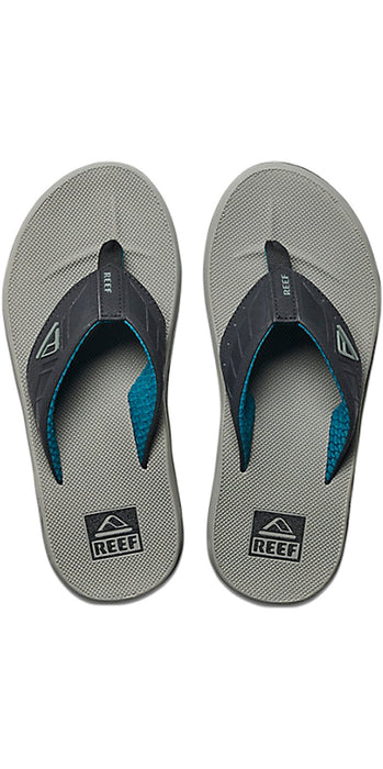 Reef Phantoms Sandal-Grey/Black/Green
