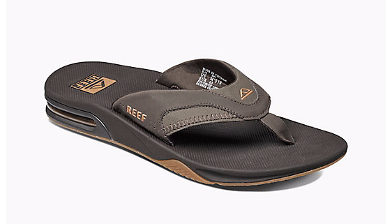 1a2ac55d453 Reef Fanning Sandal-Brown Gum — REAL Watersports
