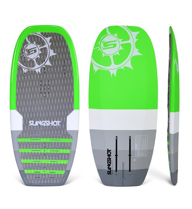 Slingshot Wake Foil Package with Dwarfcraft 3'6""