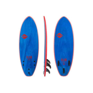 "Softech Eric Geiselman Flash 5'0""-Blue Marble"