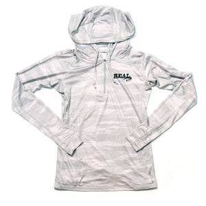 Anetik x REAL Flight Tech Hoody Rashguard-Ice Camo