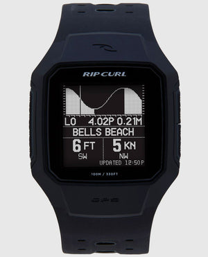 Rip Curl Search GPS 2 Watch-Black