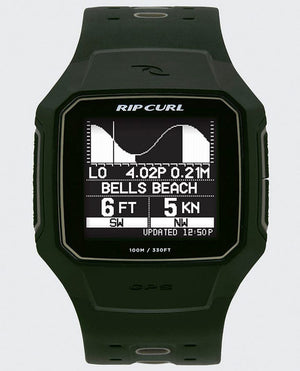 Rip Curl Search GPS 2 Watch-Military
