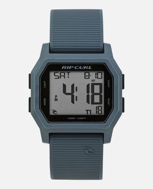 Rip Curl Atom Digital Watch-Blue Steel