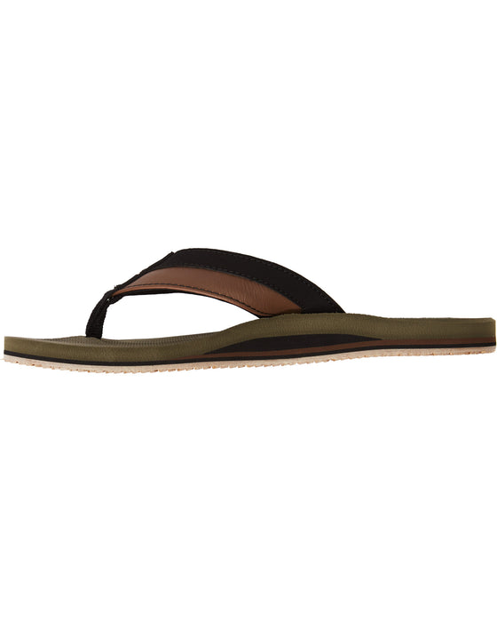 Billabong All Day Impact Sandal-Military