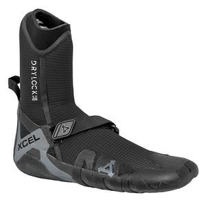 Xcel Drylock 5MM RT Booties-Black