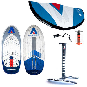 Armstrong Wing Foil Complete Package w/ Wing Foilboard-5'5""