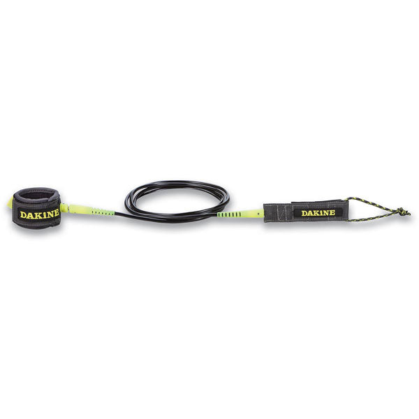 "Dakine Longboard Ankle Leash-9' x 1/4""-Gunmetal"