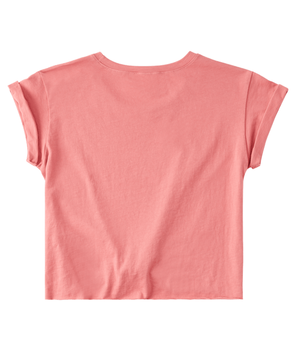 Roxy Triple Love TFT Tee-Desert Rose