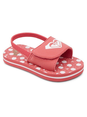 Roxy TW Finn Sandal-Bright Rose
