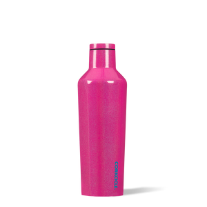 Corkcicle 16 oz Canteen-Pink Dazzle