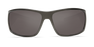 Costa Cape Sunglasses-Shiny Stl Gry Metallic/Blu Mirror 580P